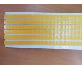 Вспененные подушечки 3 x 9 x 9мм на листе 1000 шт