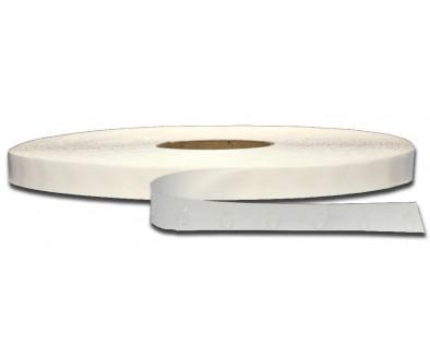 Полусъемные клеевые точки 9мм в рулоне 10 000 шт