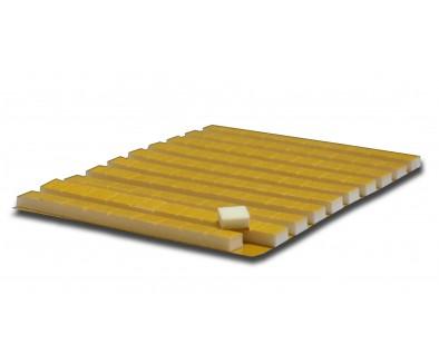 Вспененные подушечки 5 x 9 x 9мм на листе 1000шт