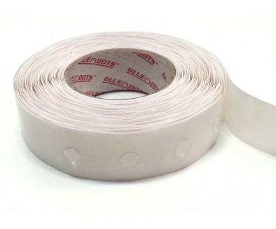 Полусъемные клеевые точки 9мм GLUE DOTS™ в рулоне 1 000 шт.